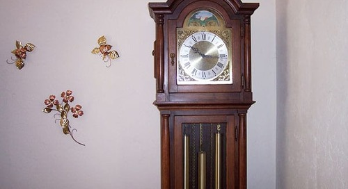 Comment on How to safely move a grandfather clock? by Susan Bemis