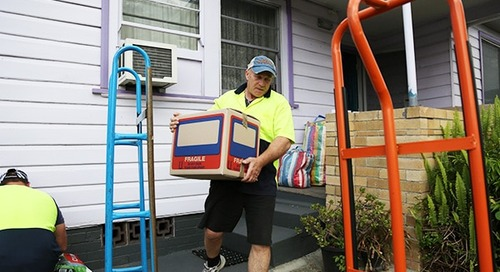 Comment on What to expect from professional movers by Penelope Smith