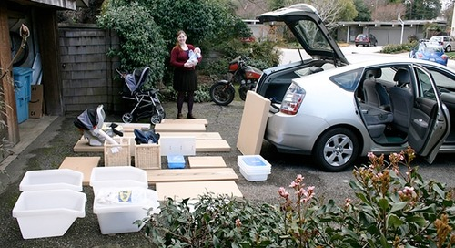 How to pack IKEA furniture for moving