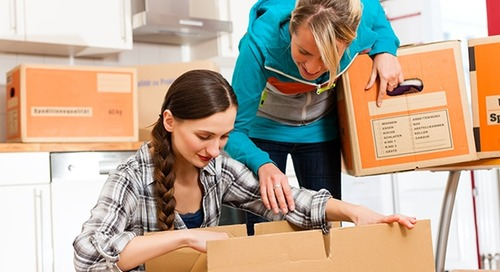 How to decide what to pack when moving