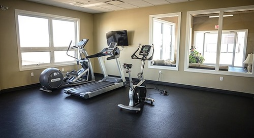 How to move gym equipment