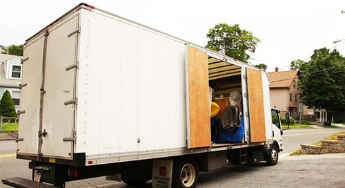 Should you share moving truck space to share moving expenses?