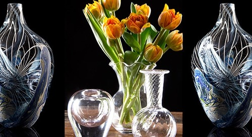 How to pack vases for moving