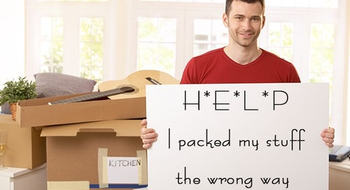 5 signs you packed your boxes WRONG