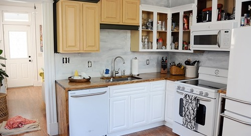 How to pack a kitchen for moving