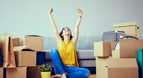 Packing mistakes that are OK to make when packing for a move