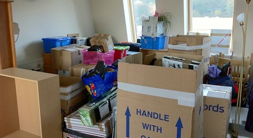 How to motivate yourself to unpack after moving