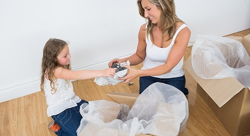 10 Tips for moving as a single parent