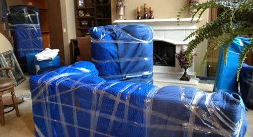 DO'S and DON'TS when packing furniture for moving
