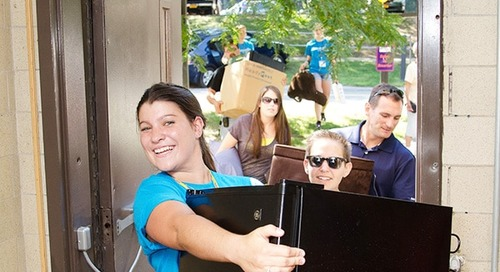 Tips for a smooth dorm move-in day