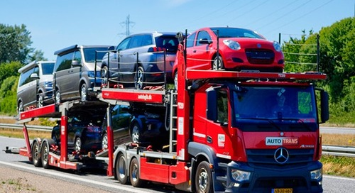 Open vs enclosed auto transport: what you need to know when shipping your car across country
