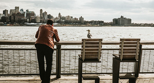 Does moving to a new city help depression?