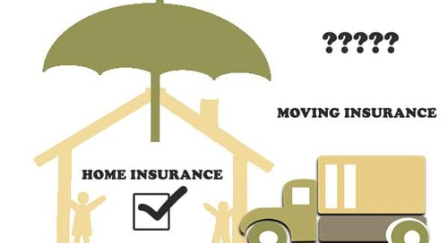 Does home insurance cover moving?