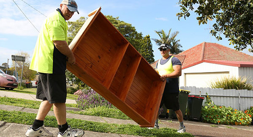 Local tips for moving furniture short distance