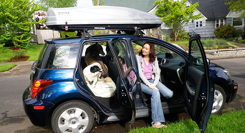 Tips for driving cross country when moving to a new home