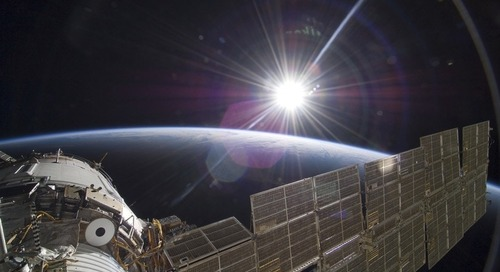What can you hear if you send a stethoscope into space?