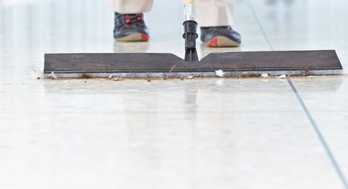 How to make commercial cleaning more efficient.