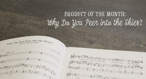 Product of the Month: Why Do You Peer into the Skies?