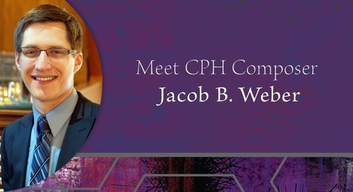 Meet CPH Composer Jacob B. Weber