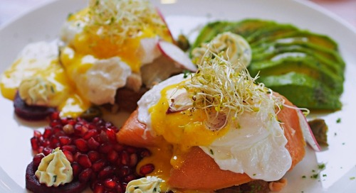 Poach'd Brunch and Coffee House – Kemang, Jakarta