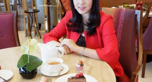 Arts Cafe, Raffles Hotel Jakarta