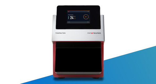 NanoTemper Technologies launches DLS capability with Prometheus Panta, bringing high-resolution, domain-specific stability characterization