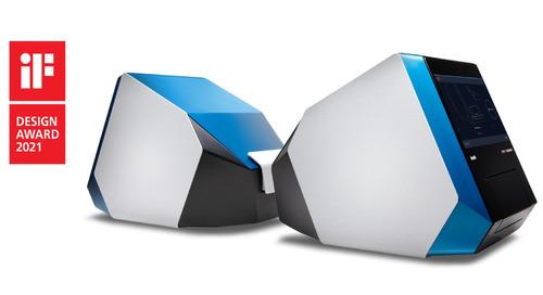 NanoTemper's Monolith wins top global design award: iF DESIGN AWARD 2021