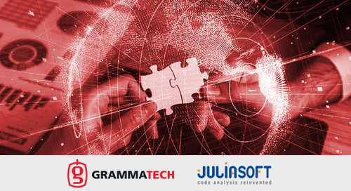 GrammaTech Acquires JuliaSoft to Expand Reach of CodeSonar® SAST Platform to Java and C#