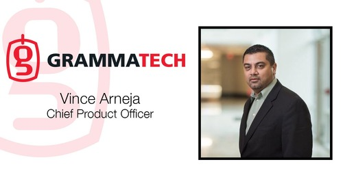 GrammaTech Appoints Vince Arneja as Chief Product Officer