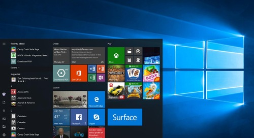 Windows 10 Adoption: Flying Solo or with an Expert