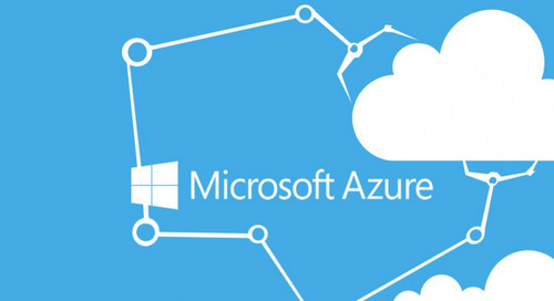 Migrating Your Workloads to Azure