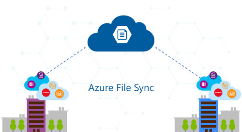 What's New In Azure: Azure File Sync