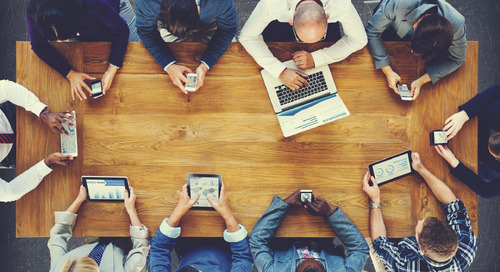 Creating a Modern workplace – Put Your People in the Driver's Seat
