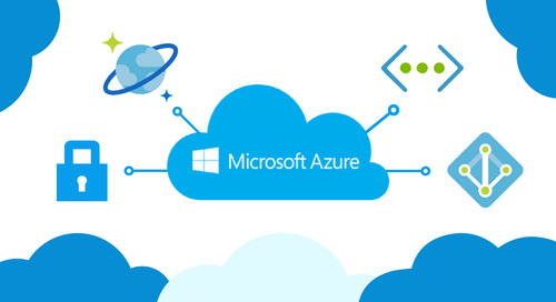 What New In Azure: Backing Up and Business Continuity