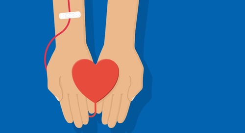 Why I Donate: New Signature Employee Saves Lives with Commitment to Blood Donations