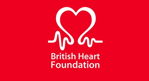 New Signature and The British Heart Foundation Partner to Save Lives