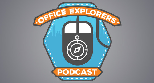 Office Explorers Episode 008: Azure with Evan Riser