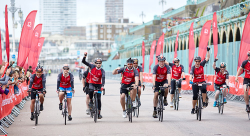 New Signature Supports British Heart Foundation Gala and Ride Out of Town