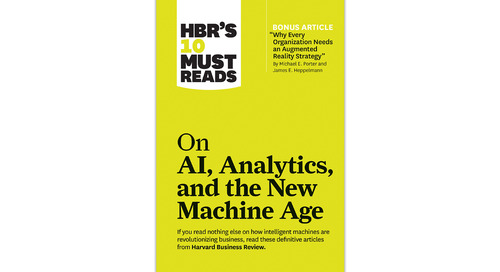 AI, Analytics and the New Machine Age – Book Review