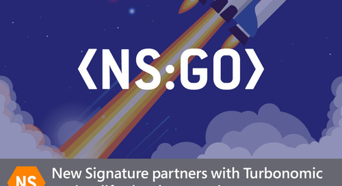 New Signature partners with Turbonomic to simplify cloud computing management