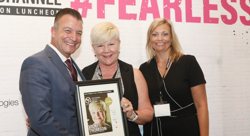 New Signature Chief People Officer, Vicki Thomson, Inducted into the CDN Women in the IT Channel Hall of Fame