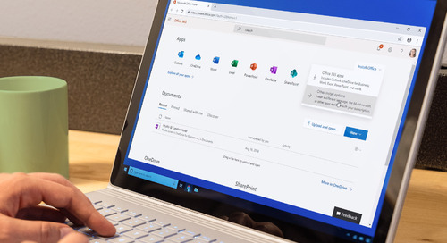 What's New in Office 365: Threat Protection, Outlook Meetings and More