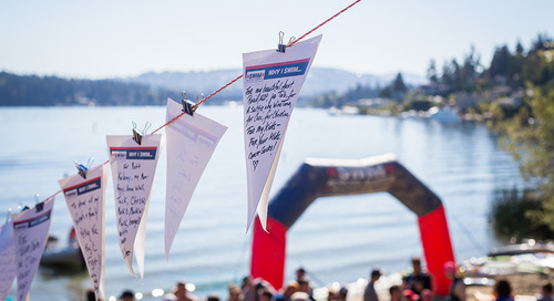 New Signature Gears Up for Another Year of Swimming Across America