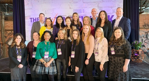 Fixing the Broken Rung: New Signature Sponsors and Supports the International Women's Day Conference in Toronto