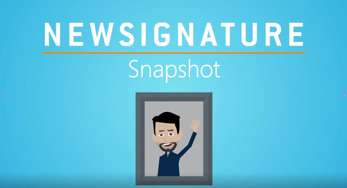 Meet Evan Riser: A New Signature Snapshot