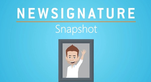 Meet James: A New Signature Snapshot