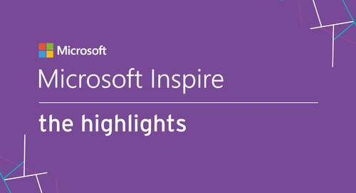 What's New in Azure: Our Top Updates From Inspire