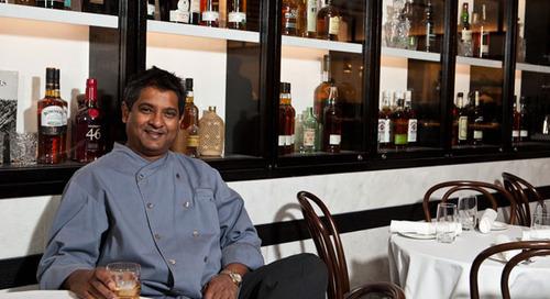 Famed Chef Floyd Cardoz, a Verona Resident, Succumbs to COVID-19