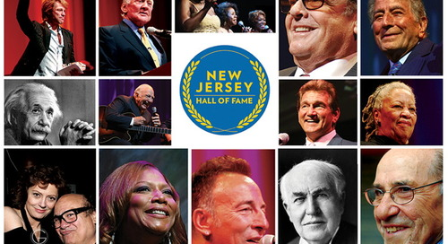 Southside Johnny, Jason Alexander, George R.R. Martin Top NJ Hall of Fame's 2018 Class