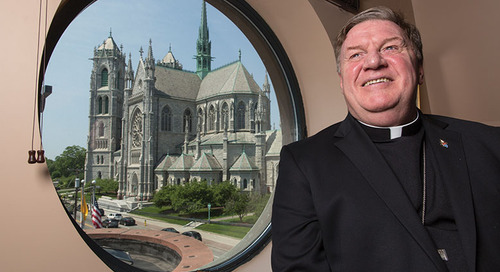 NJ's Candid Cardinal, the Archbishop of Newark